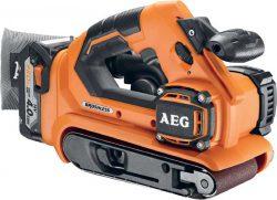 AEG BHBS18–75BL 0 шлифовальная машина ленточная