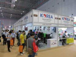 Выставка CIHS 2016 Шанхай корейский Южная Корея кластер