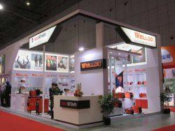 Выставка CIHS 2016 Шанхай сварочное оборудование Welldo GeoStar