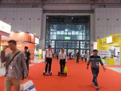 Выставка CIHS 2016 Шанхай посетители