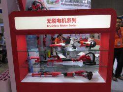 Выставка CIHS 2016 Шанхай инструмент сетевой бесщеточный двигатель