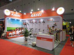 Выставка CIHS 2016 Шанхай техника садовая бензиновая Kasei