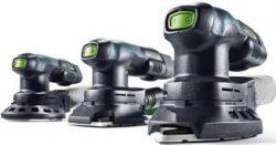 Festool RTSC DTSC 400 ETSC 125 машины шлифовальные аккумуляторные
