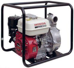 Honda WH 20 помпа бензиновая мотопомпа