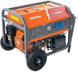 отзывы генератор Кратон GG-6500E
