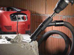 Milwaukee PCHDE долото пика SDS Max пылеудаляющие пыль работа