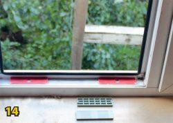 штапик стеклопакет заменить стекло в окне пластиковом