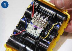 банки Samsung INR 18650–13B Stanley аккумулятор