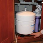 AquaPro AP-600 мастер-класс бытовой многоступенчатый очистка вода обратный осмос