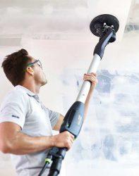 Festool Granat Net абразив сетчатый шлифовальная машина стена потолок