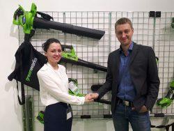 Greenworks отзывы купить Бауцентр Гринворкс