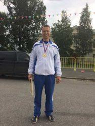 Илья Швецов чемпион России 2017 абсолютный Husqvarna 576 XP бензопила