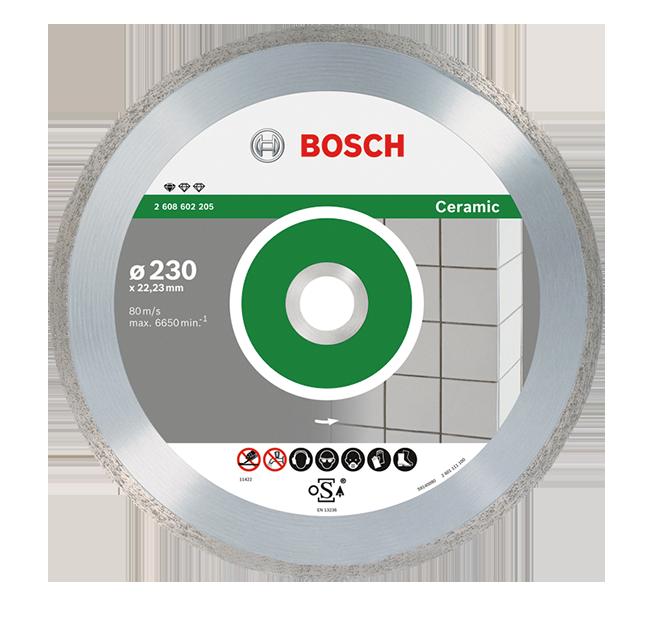 Ликбез Bosch алмазный отрезной круг