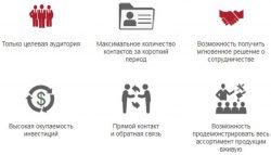 участие официальный сайт выставки Экспоцентр