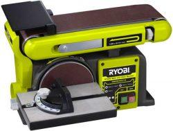 Ryobi RBDS4601G станок тарельчато ленточный шлифовальный