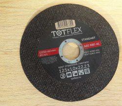 TOTFlex 125 рейтинг кругов абразивных