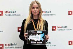 Интерскол репортаж выставка MITEX Полиуретанекс MosBuild