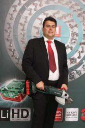 Андрей Канцеров Metabo WPB 36 18 LTX BL 230 УШМ болгарка аккумуляторная Метабо