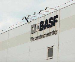 Завод BASF в Санкт-Петербурге