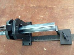 Fischer FLS инструмент режущий резка шина монтажная