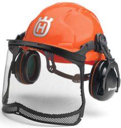 Husqvarna Classic шлем защитный каска одежда экипировка