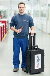 чемодан для электрика Wiha Виха