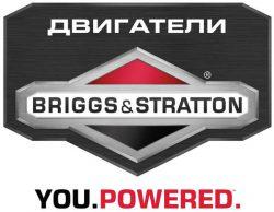 Briggs&Stratton двигатели Briggs Stratton бензиновые внутреннего сгорания воздушное охлаждение