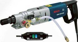 Bosch GDB-1600-WE установка алмазный сверление обзор