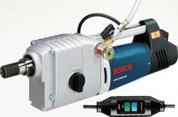 Bosch GDB-2500-WE установка алмазный сверление обзор