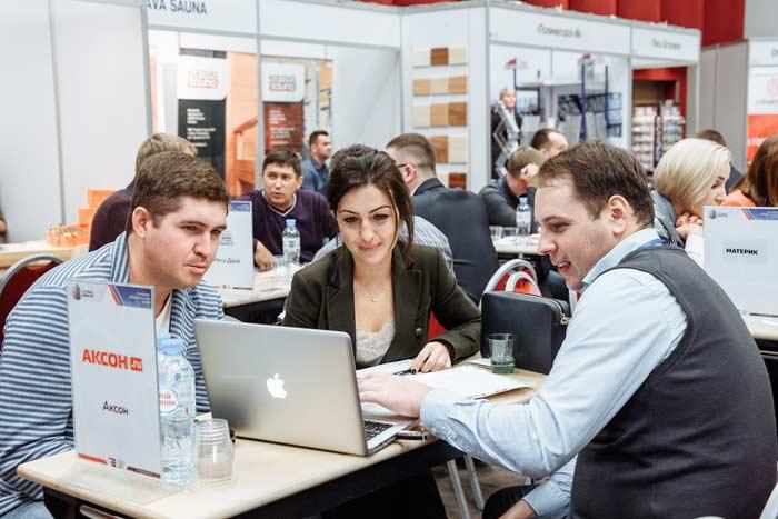 Юлия Арапова директор Аксон akson ru интернет магазин City Build Russia выставка переговоры