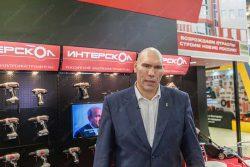 Интерскол Валуев Николай инструмент выставка