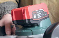 Аккумуляторный миксер Metabo RW 18 LTX 120 батарея LiHD емкость 7 А ч