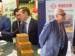 Выставка ОСМ 2018 Отечественные строительные материалы Москва январь