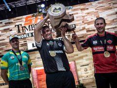 Stihl чемпионат лесорубов,соревнования Timbersports