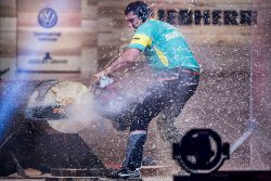 Брэд Де Лоса соревнования лесорубов чемпионат