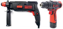 RedVerg Квалитет Concord ТМК электроинструмент Basic