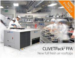 Clivet Pack система кондиционирования очистки