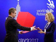 IEK партнер WorldSkills Russia