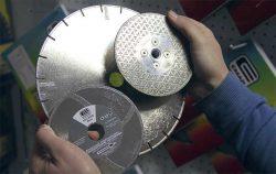 алмазные диски коронки по бетону