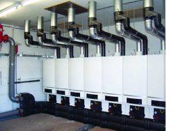 Газовые конденсационные котлы Buderus Logamax Plus GB162 новости