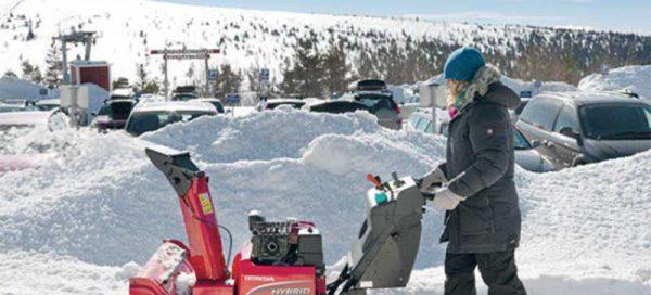 Снегоуборщик Honda Хонда отзывы