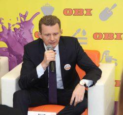 Ремоделинг Obi Оби Адам Росински коммерческий директор Россия