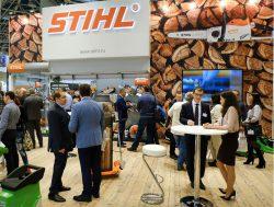 Стенд Stihl на выставке MITEX 2017