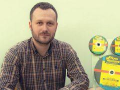 Павел Гребченко руководитель направления Нововодолажский абразивный завод