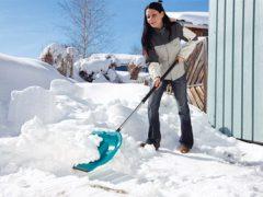 Gardena ES 40: лопата для уборки снега обзор