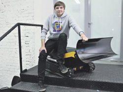 Cтартап рынок роботов-снегоуборщиков ликбез