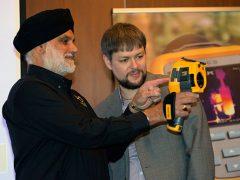 Корпорация Fluke представила новая серия тепловизоры регистраторы электроэнергии