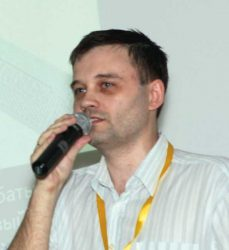 Антон Богданов конференция StanleyBlack&Decker 2015 репортаж