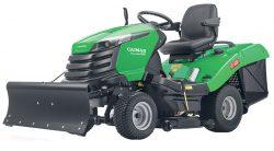 Caiman Comodo трактор садовый 2WD