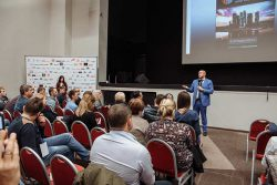 Выставка переговоры City Build Russia 2018 февраля Москва КВЦ Сокольники